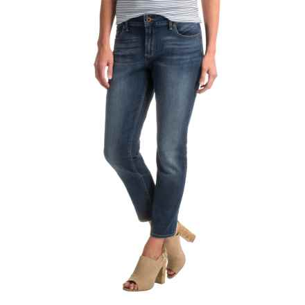 Lucky Brand Lolita Ankle Jeans (For Women) in Agua Dulce - Closeouts