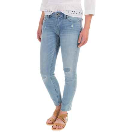 Lucky Brand Lolita Ankle Jeans (For Women) in Ideal - Closeouts