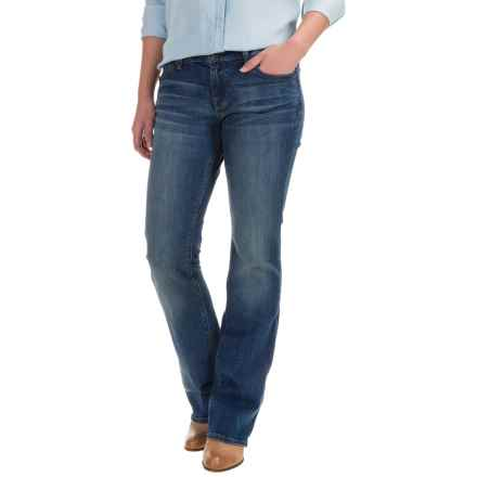 Lucky Brand Lolita Jeans - Mid Rise, Bootcut (For Women) in Rocky River - Closeouts