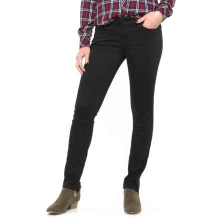 Lucky Brand Lolita Skinny Jeans (For Women) in Black Amber - Closeouts