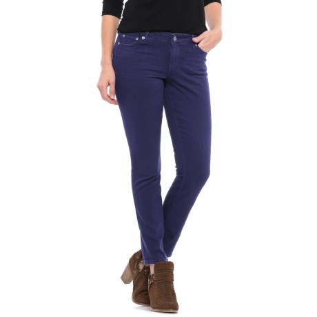 Lucky Brand Lolita Skinny Jeans (For Women) in Eclipse