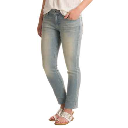 Lucky Brand Lolita Skinny Jeans (For Women) in Peacenik - Closeouts