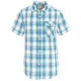 Lucky Brand Poplin Shirt - Short Sleeve (For Big Boys)