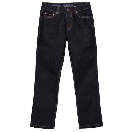 Lucky Brand Richmond Classic Straight Leg Jeans (For Big Boys) in Richmond - Closeouts