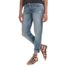 Lucky Brand Sienna Boyfriend Jeans - Slim Fit, Mid Rise (For Women) in Nottingham - Closeouts