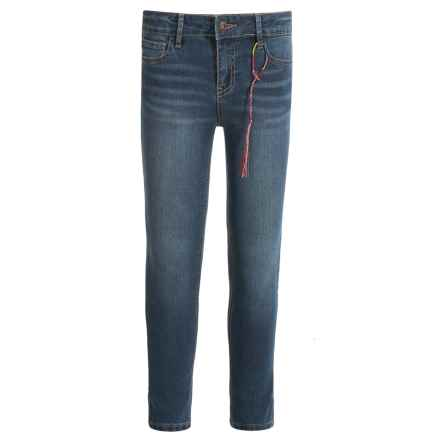 Lucky Brand Skinny Jeans (For Big Girls) in Ada Wash - Closeouts