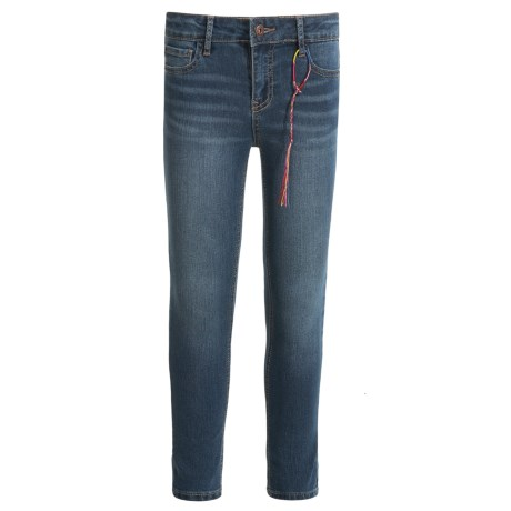 Lucky Brand Skinny Jeans (For Big Girls) in Ada Wash