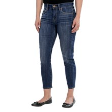 Lucky Brand Sofia Skimmer Crop Jeans (For Women) in Flagstone - Closeouts