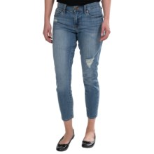 Lucky Brand Sofia Skimmer Crop Jeans (For Women) in Mount Lemon - Closeouts