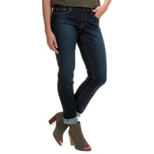 Lucky Brand Sofia Skinny Jeans - Ultra Curvy Fit, Mid Rise (For Women) in Grissom - Closeouts