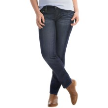 Lucky Brand Sweet 'n Straight Jeans - Mid Rise (For Women) in Cats Eye - Closeouts