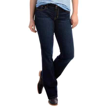 Lucky Brand Sweet Jeans - Mid Rise, Bootcut (For Women) in Grissom - Closeouts