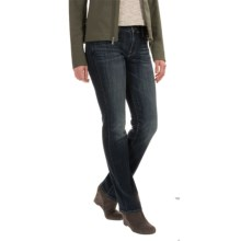 Lucky Brand Sweet Straight-Leg Jeans - Relaxed Fit (For Women) in Tiburon - Closeouts