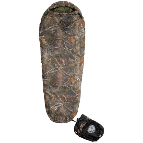 Image of Lucky Bums 30°F KODA Adventure Gear Serenity Scout Sleeping Bag - Mummy (For Kids)