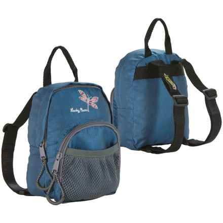 Lucky Bums Lucky Bug Toddler Daypack - 1L in Blue/Dragonfly - Closeouts