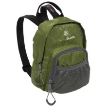 Lucky Bums Lucky Bug Toddler Daypack - 1L in Green/Logo - Closeouts