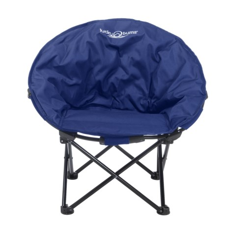 Lucky Bums Moon Camp Chair - Medium