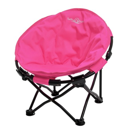 Lucky Bums Moon Camp Chair - Small