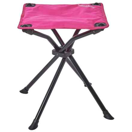 Lucky Bums Portable Comfort Stool in Pink - Closeouts