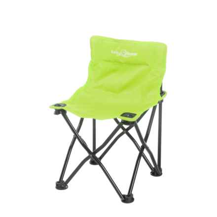 Lucky Bums Quick Camp Chair in Green - Closeouts