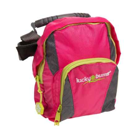Lucky Bums Ski Trainer Harness (For Kids) in Pink - Closeouts