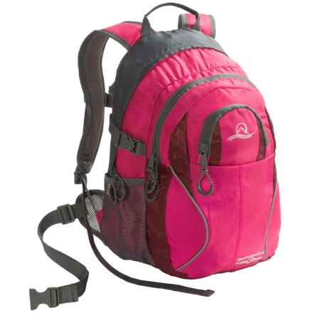 Lucky Bums Switchback II 18 Backpack (For Kids) in Pink - Closeouts