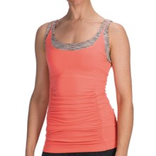 lucy Core Method Tank Top (For Women) in Dubarry - Closeouts