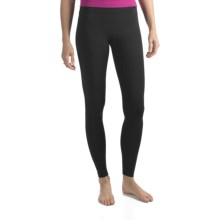 lucy Hatha Leggings (For Women) in Lucy Black - Closeouts