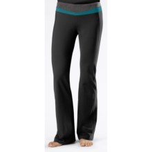 lucy Hatha Pants (For Women) in Lucy Black/Larkspur - Closeouts