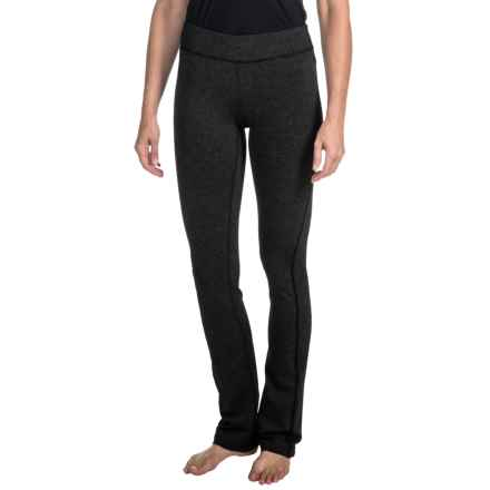 lucy Lotus Pants - Supplex® Nylon (For Women) in Lucy Black Heather - Closeouts