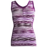 lucy Power Flow Tank Top - Supplex® Nylon (For Women)