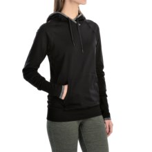 lucy Sweat It Out Hoodie (For Women) in Lucy Black - Closeouts