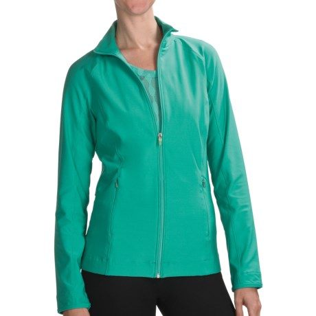 lucy Vital II Jacket (For Women) in Mermaid