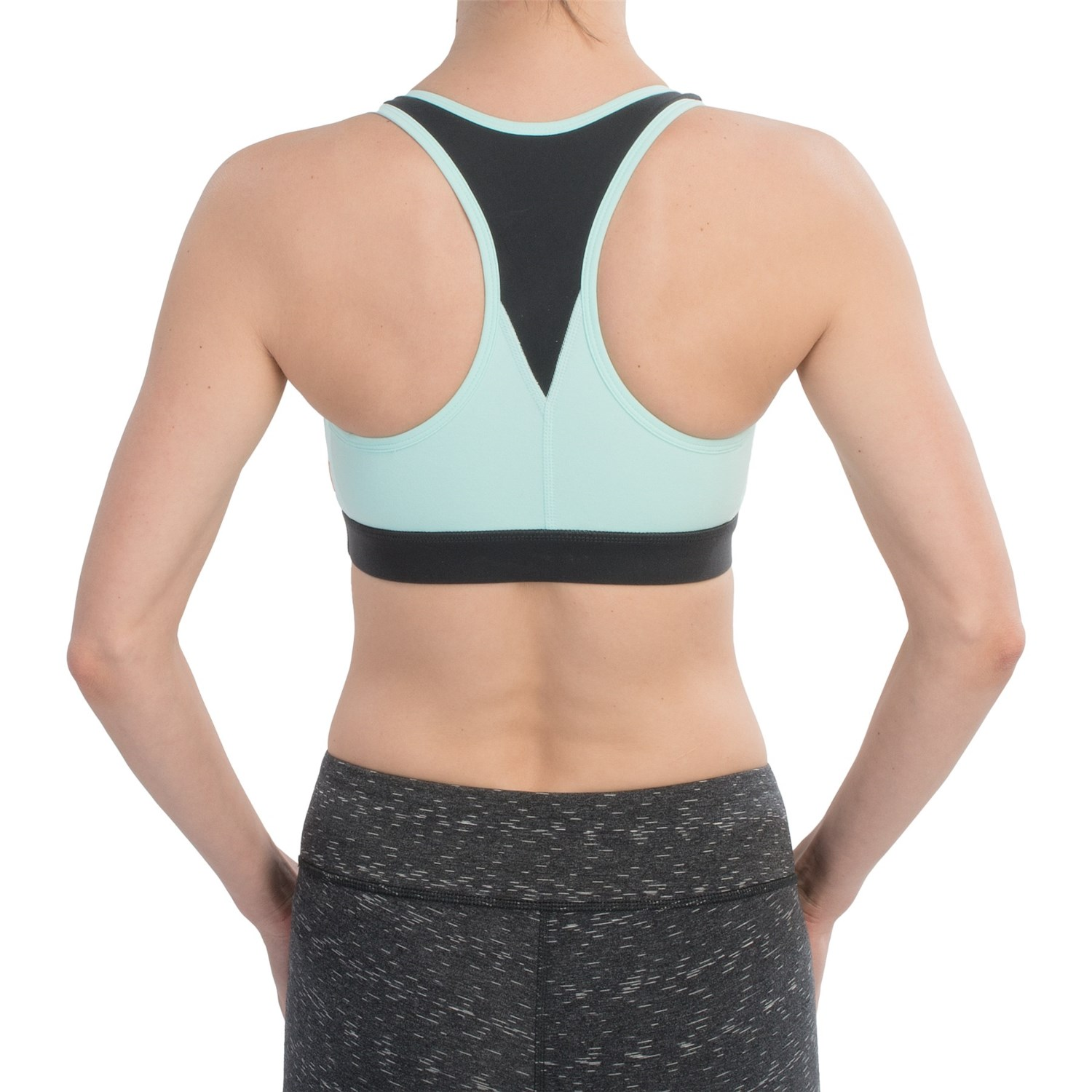 lucy Workout Sports Bra (For Women) 9147U