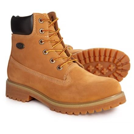 3cc45e0caa01 Lugz Convoy Boots (For Women) in Golden Wheat Bark Tan Gum