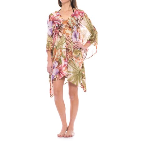 Lula Georgette Swimsuit Cover-Up (For Women) in Neutral