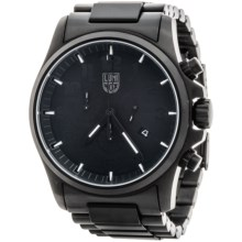 Luminox Atacama Field 1940 Series Watch (For Men) in Black/Black - Closeouts