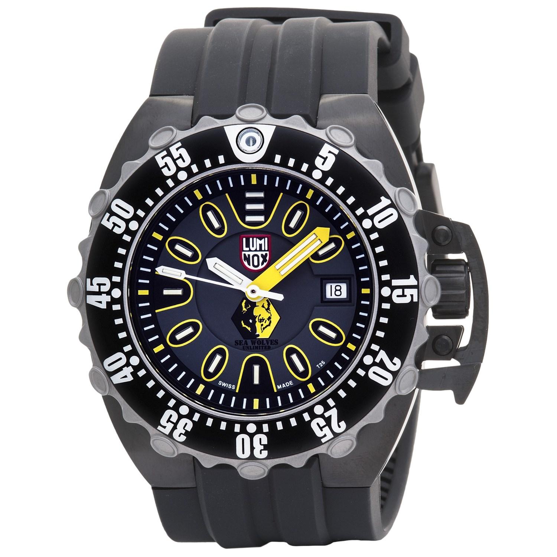 Luminox deep dive watch rubber strap for men save 30 - Luminox dive watch ...