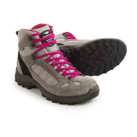 Lytos Cosmic High Hiking Boots - Waterproof (For Women) in Tan/Pink - Closeouts