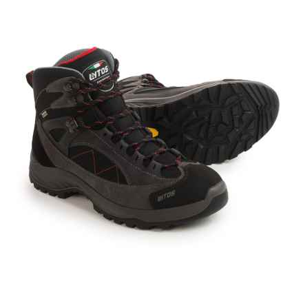 Lytos Escape Hiking Boots - Waterproof (For Men) in Black - Closeouts