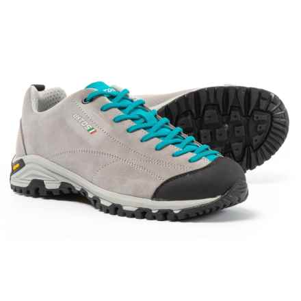 Lytos Made in Europe Le Florians M16 Hiking Shoes - Suede (For Women) in Entry/Turqoise - Closeouts