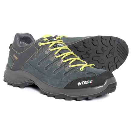 Lytos Made in Europe Onex Jab Hiking Shoes - Waterproof (For Men) in Pixie/Lime - Closeouts