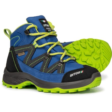 f846790322 Lytos Made in Europe Troll Jab Hiking Boots - Waterproof (For Little and Big  Kids
