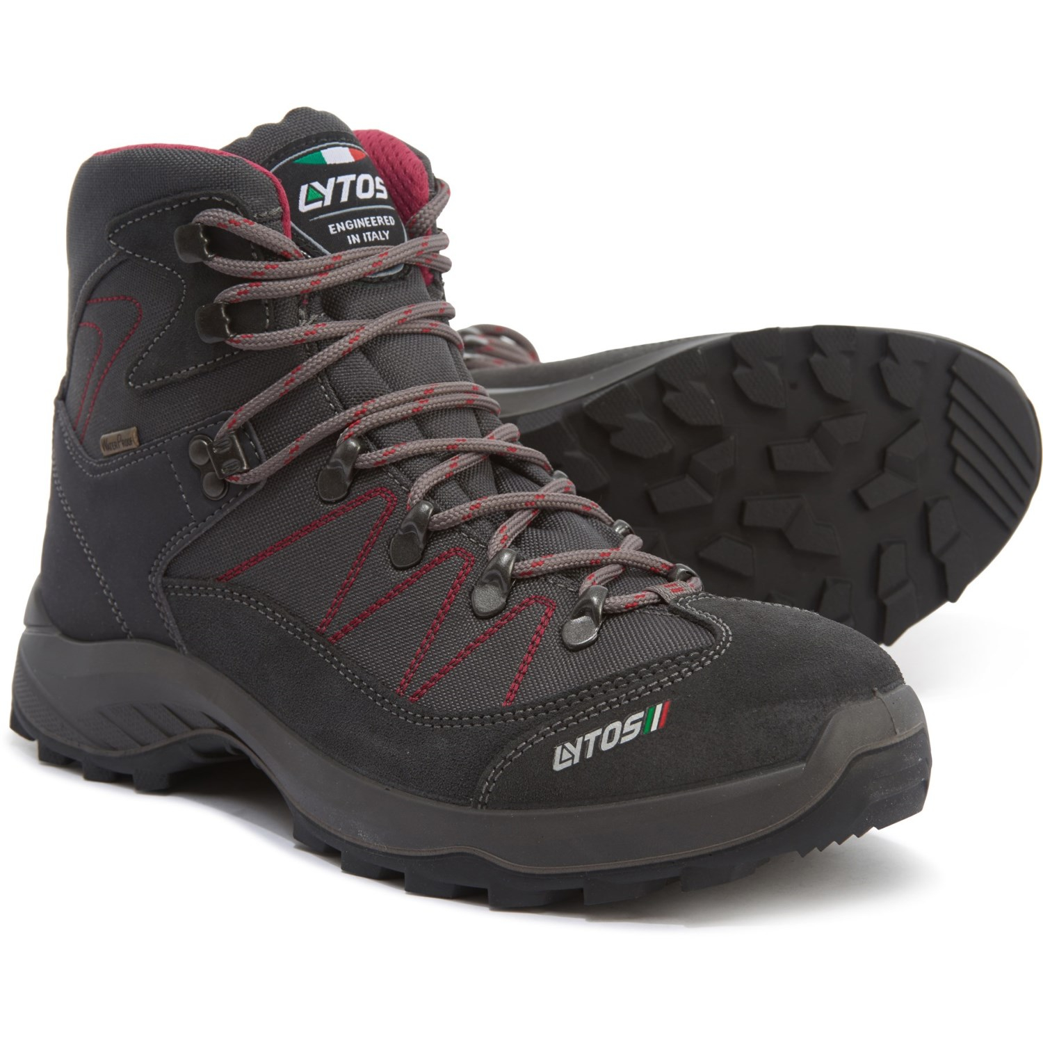 more photos e0af9 1fc3a Lytos Made in Europe Ultra Trek Jab 21 Hiking Boots (For Men ...