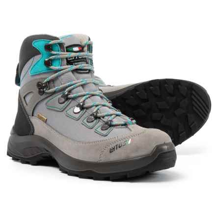 Lytos Tarent Jab Hiking Boots - Waterproof (For Women) in Entry/Jellyfish - Closeouts