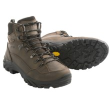 Lytos Trekker Midweight Hiking Boots - Waterproof (For Men) in Brown - Closeouts