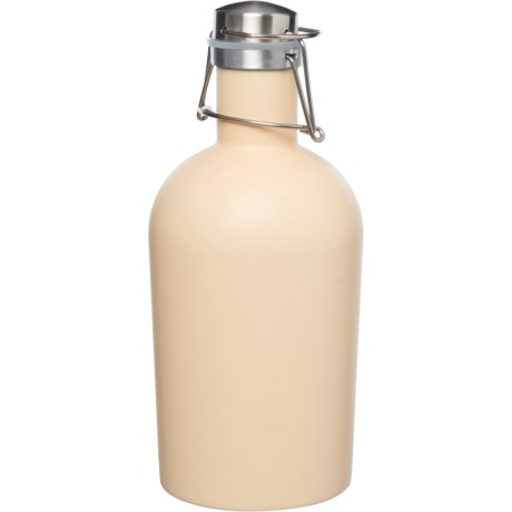 M2O Growler - 64 oz. - MATTE CREAM ( )