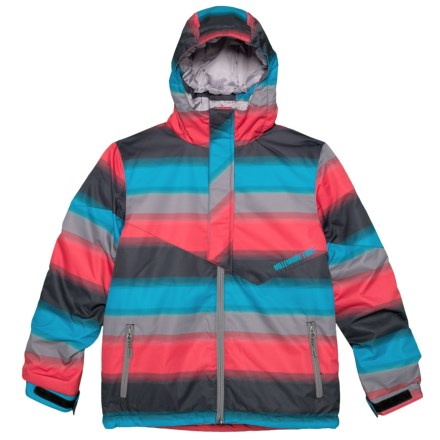 8d956295abed M3 Trip Ski Jacket - Waterproof, Insulated (For Boys) in Stripes - Closeouts