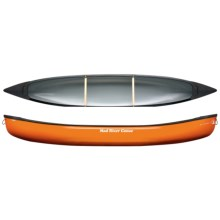 Mad River Outrage X Solo Whitewater Canoe - 13' in Mango - 2nds