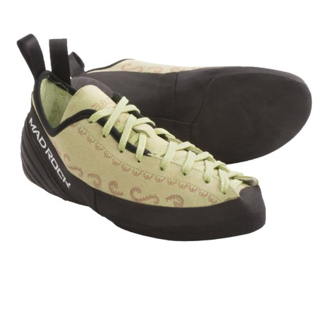 Mad Rock Banshee Climbing Shoes (For Women) in Green
